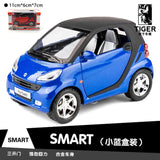 Children's Toy Car Smart Alloy Car Boy Toy Car Model Baby Inertia Back of The Car