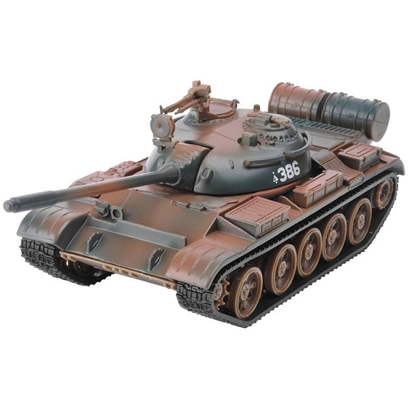 Tank Model 1:32 Alloy Model T55 MBT Tank Metal Tanks Diecast Cars model cars kits to build gundam model kits