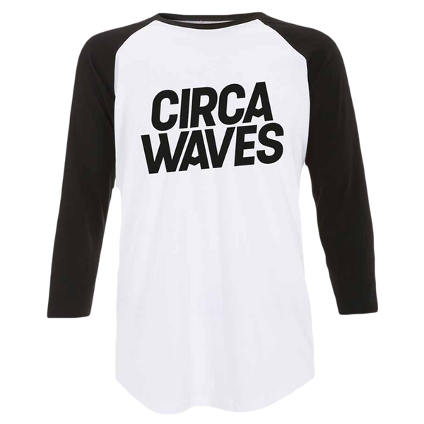 Waves Raglan