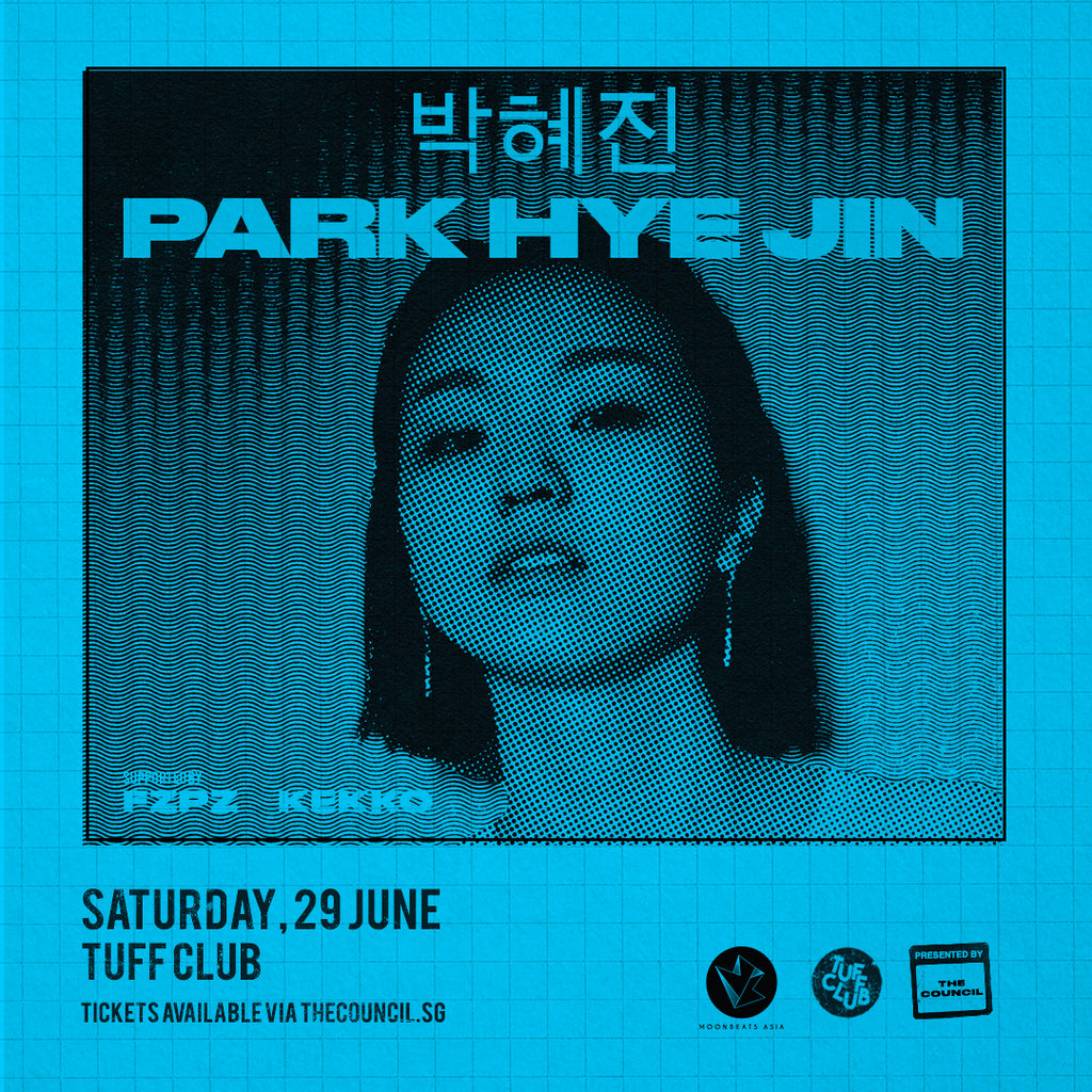 The Council x Moonbeats Asia present 박혜진 Park Hye Jin