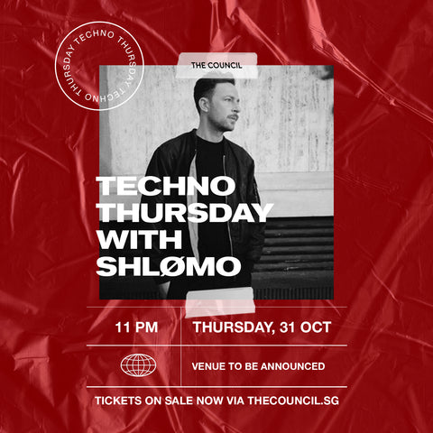 Techno Thursday with Shlømo