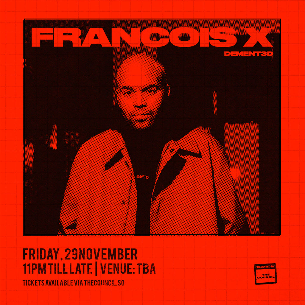 The Council presents François X