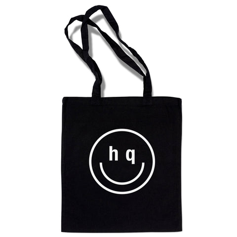 Limited Edition: HQ Smiley Tote Bag