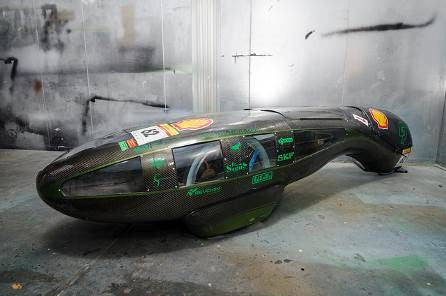 Cal Poly Supermileage Vehicle Team