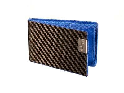 real carbon fiber business card holder