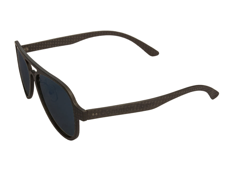 Carbon Fiber Aviator Sunglasses