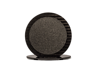 Carbon Fiber Coaster Set