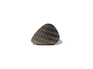 Real Carbon Fiber Guitar Pick