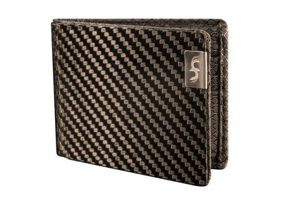 Factory Second MAX Carbon Fiber Bifold Wallets