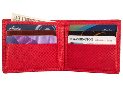 RFID Blocking Carbon Fiber Wallet