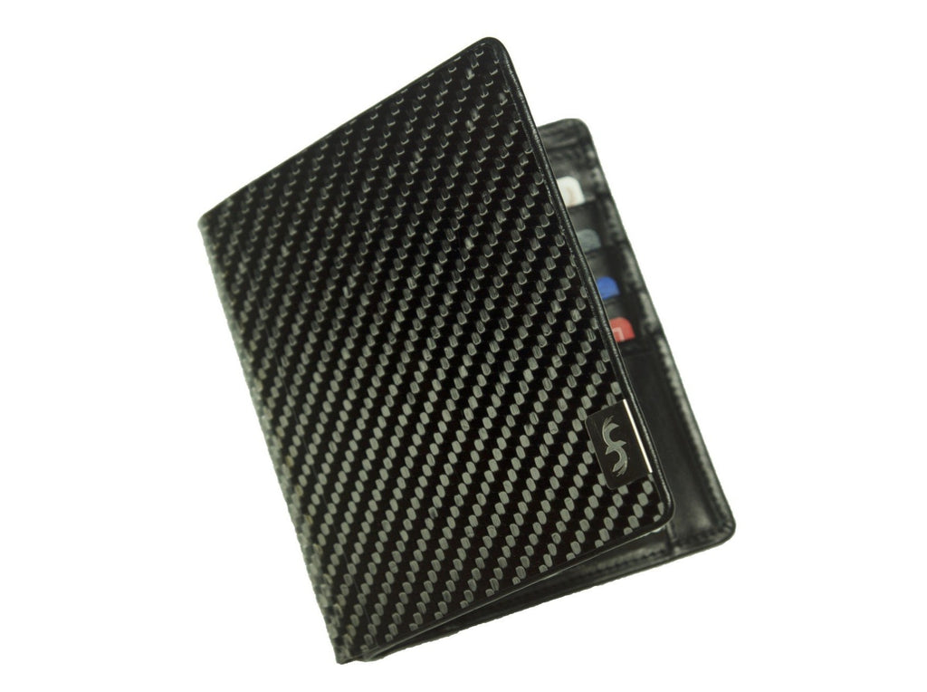 Carbon Fiber Passport Wallet