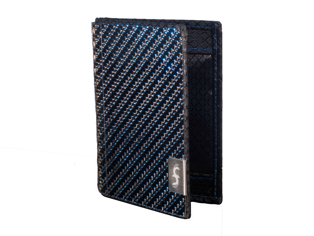 Reflections SLM - Minimalist Carbon Fiber Wallet