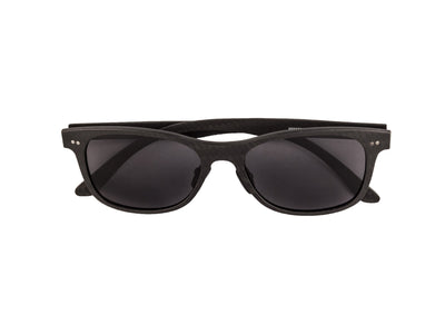 Black polarized lenses carbon fiber sunglasses