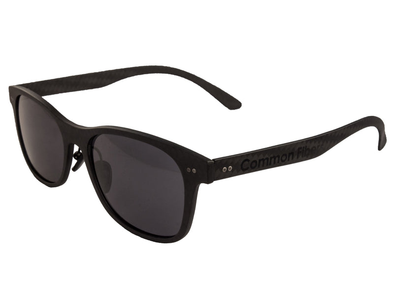 Three color options carbon fiber sunglasses