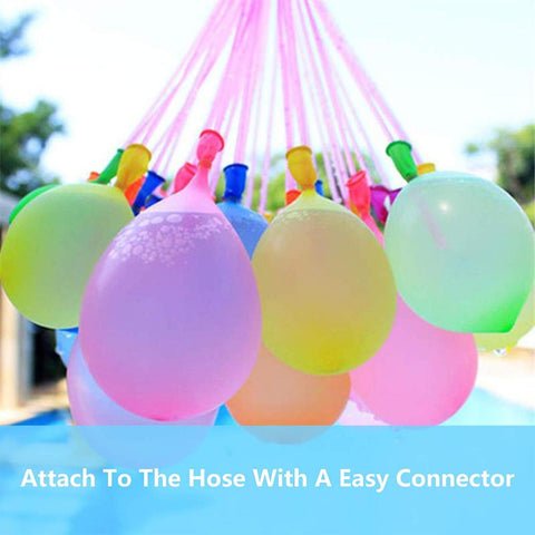 Summer toys 111 Water Bomb Balloons 111pcs Waterballonnen Games Party Balloons Circus Waterballon Outdoor Game Toys for Children