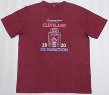 Load image into Gallery viewer, 2020 Cleveland Half Marathon Race T-Shirt