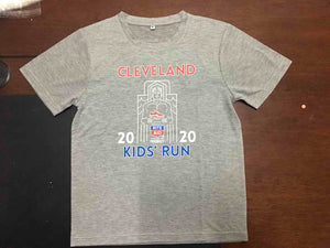 2020 Cleveland Kid's Run T-Shirt