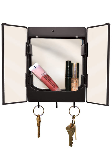 Magnetic Locker Vanity With Light
