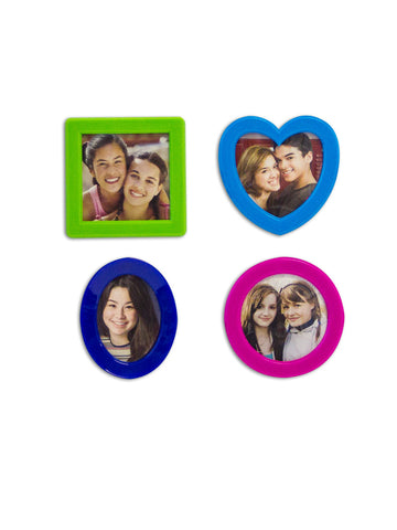 4-Pack Magnetic Picture Frames