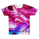 Praise the Lord - All Over Print T-shirt