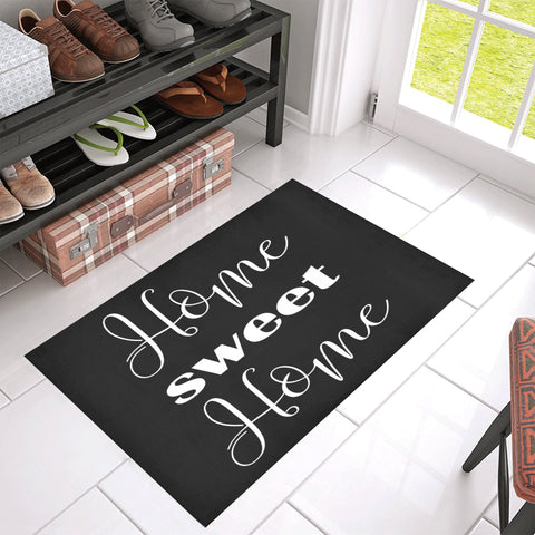 Home Sweet Home Doormat 30 by 18 inches