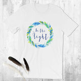 Be the Light Womens T-Shirt