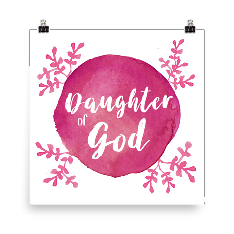 Daughter of God - Downloadable Print