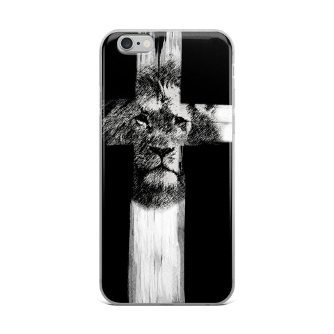 Lion of Judah - iPhone Case