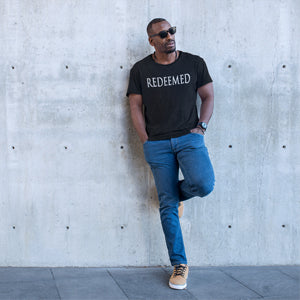 Redeemed - Mens T-Shirt