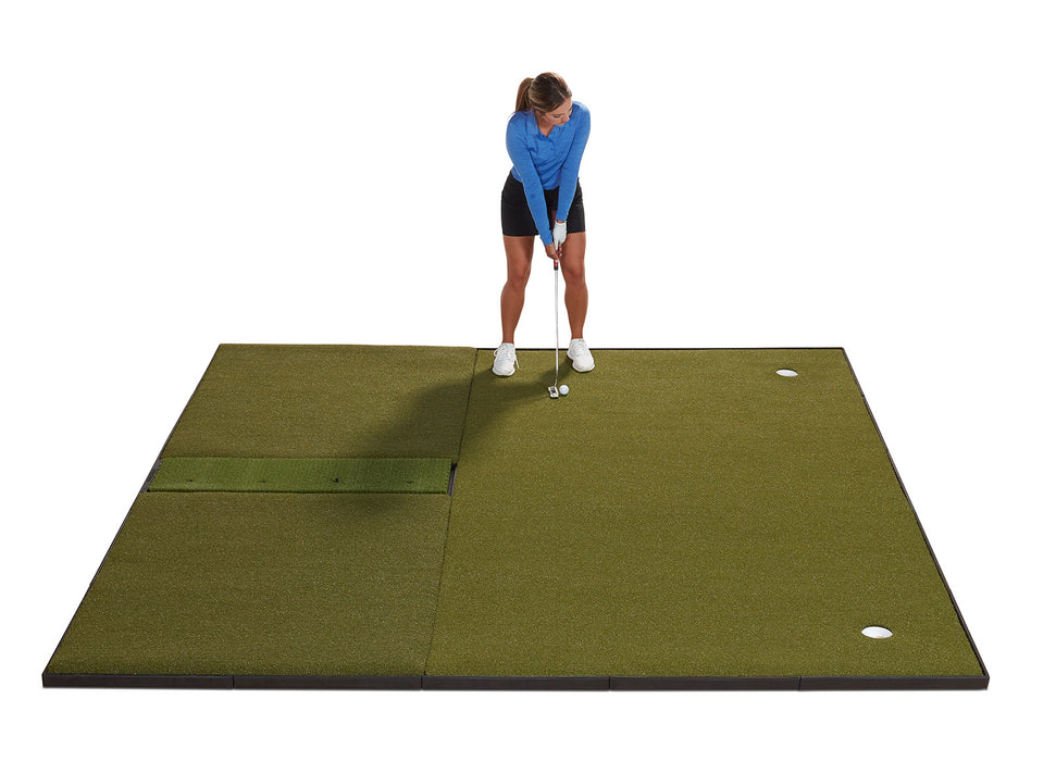 10' x 10' Center-Hitting Combo Mat