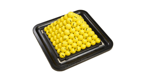 91 Pyramid Ball Tray with Gutter