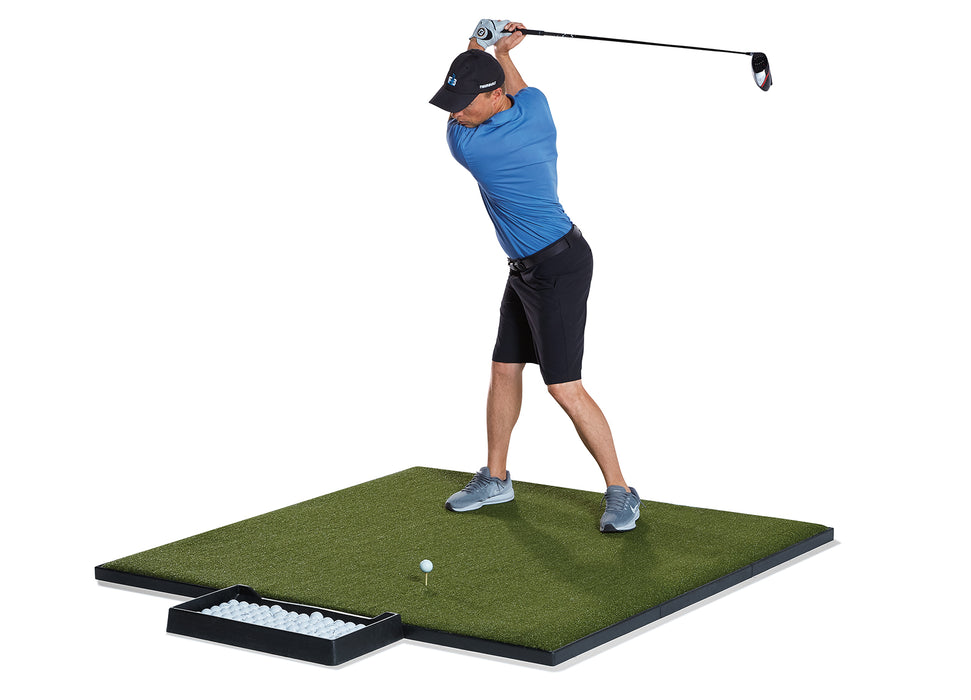 Square Performance Turf Tee Box