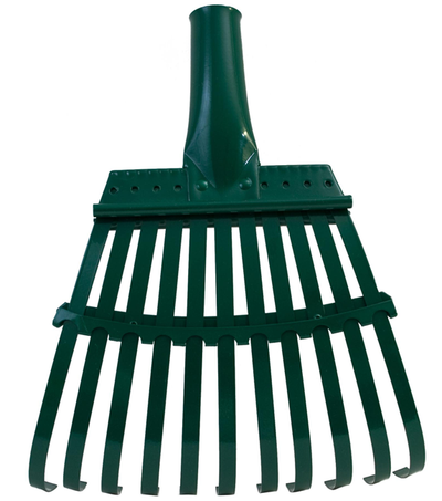 Flex-Steel Shrub Rake Head (Head Only)