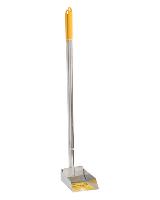 Small Dog Scoop and Spade Set with 3' Alumilite Handle