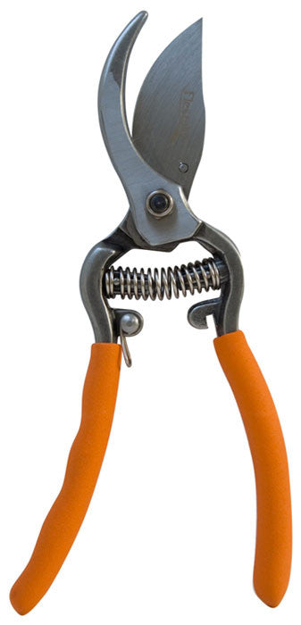 "Professional Bypass Pruner with Textured Comfort Grip - 1"" Capacity"