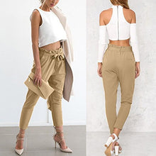 Sexy Skinny Long Pants Casual High Waist Stretch Slim Pencil Trousers