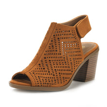 Women's Route Mid Heel Booties