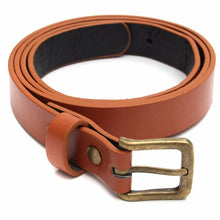 Thin Solid Belt