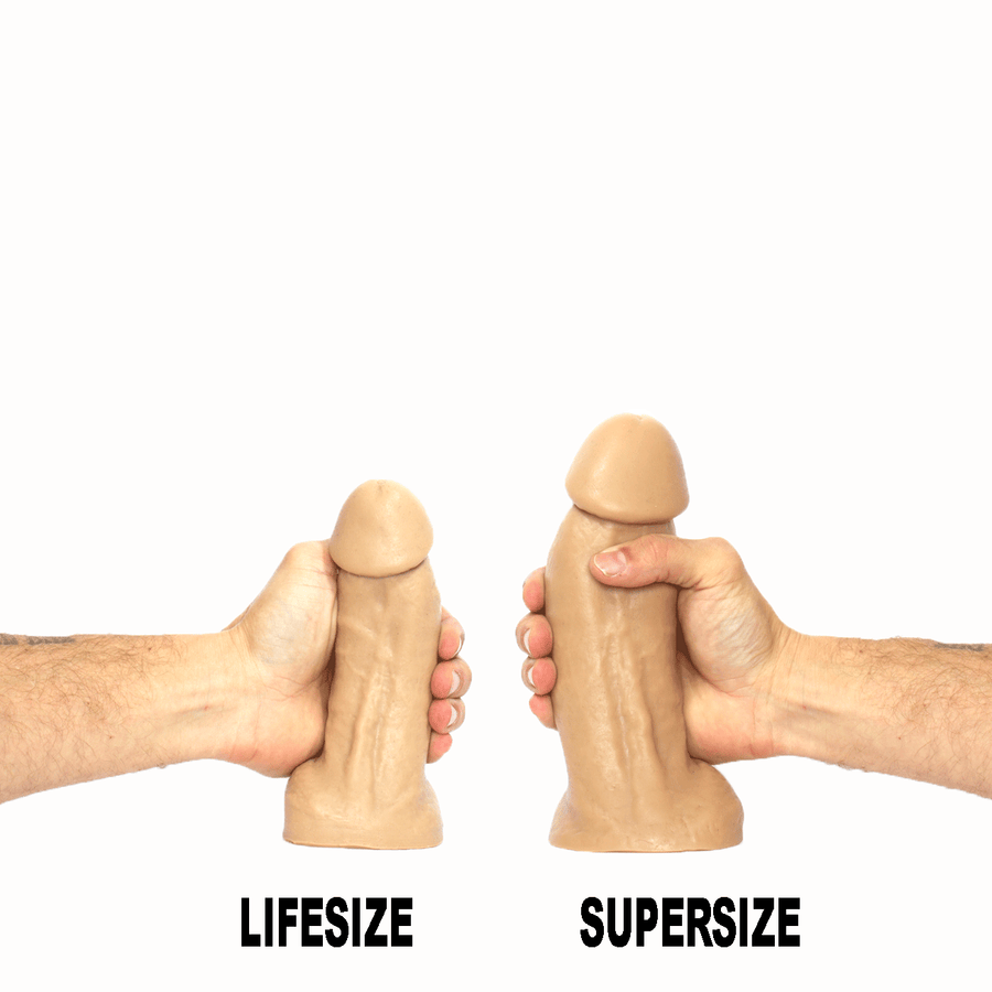 RON'S FRIEND-Lifecast-WAD Toys-LifeSize-Light-Skin-Soft-WAD Toys