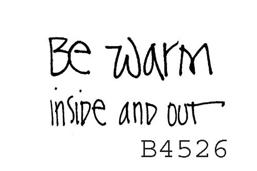 Be Warm