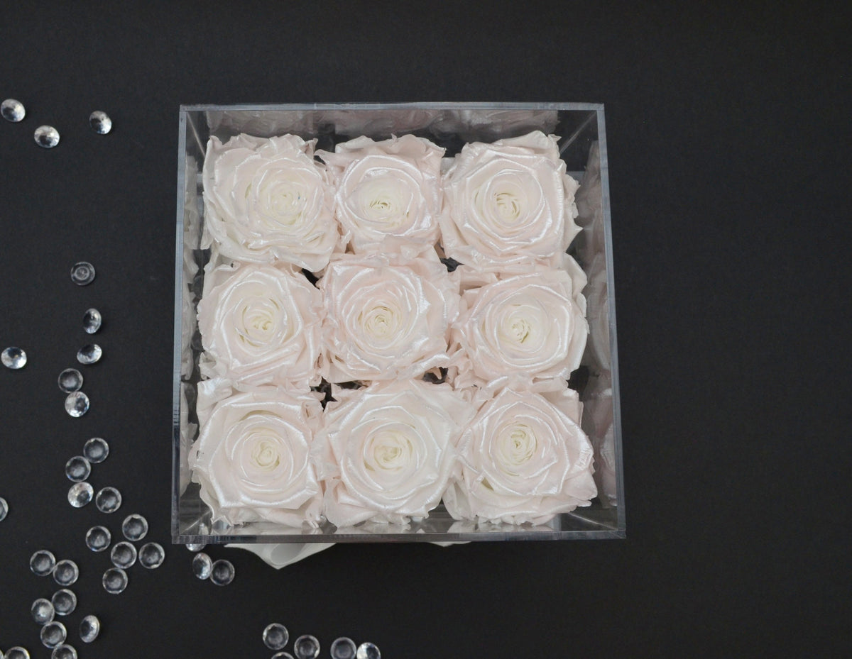 Small Acrylic Box -customize! - Last more than 1 year