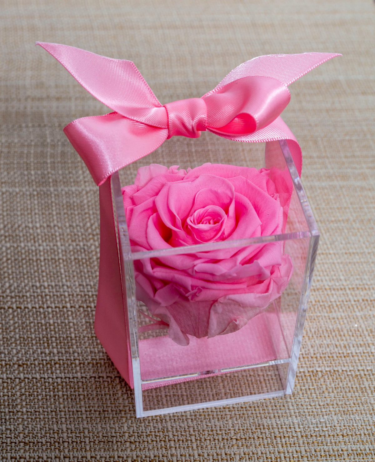 Mini Acrylic Box -customize! - Last more than 1 year