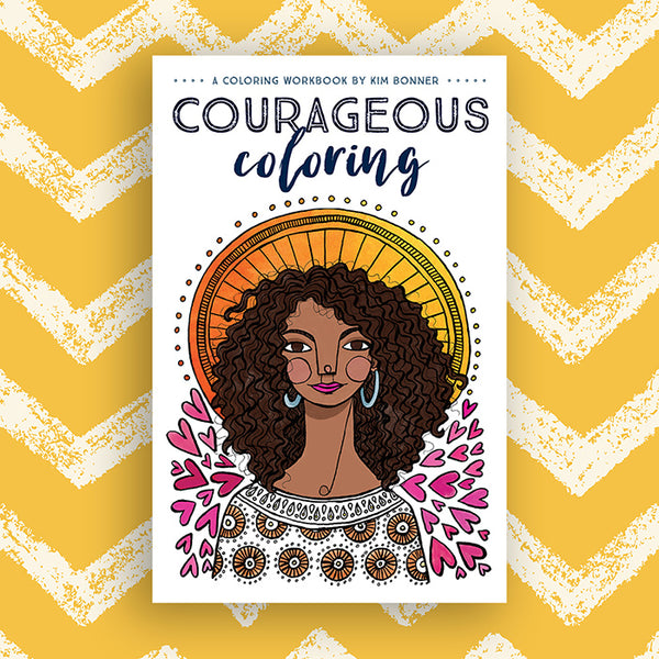 Courageous Coloring Workbook Volume 1