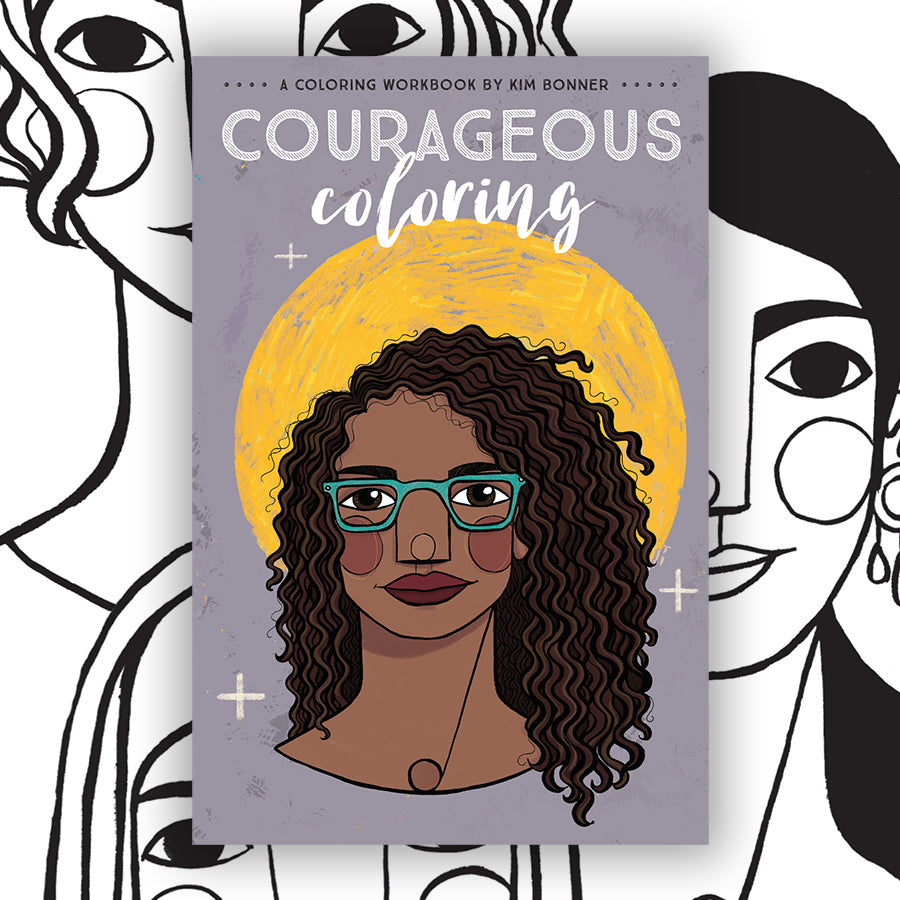 Courageous Coloring Workbook Volume 2 BULK PACKS