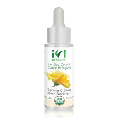 Supreme C Serum 30ml - Ivi Organics
