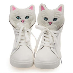 Cute Cat Lovers Shoes