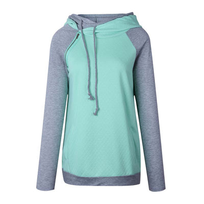 Autumn Winter Plus Size Hoodies Sweatshirts Women Ladies Hooded Sweatshirt Hoodies Women Long Sleeve Female Sweatshirt