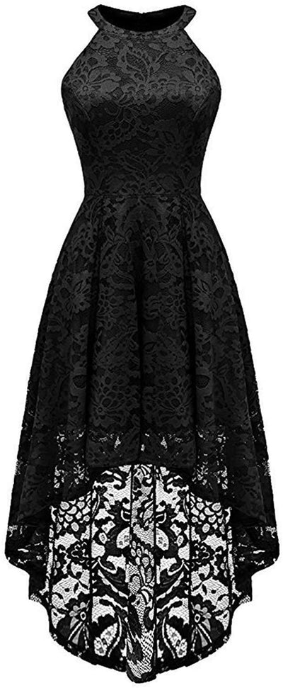 Women's Vintage Dress 1950s Retro Peter Pan Collar Cocktail Party Swing with Voile Cape