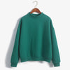 Fashion Women Casual Long Sleeve Hoodie Sweatshirt Jumper Pullover Thick Autumn Winter Tops FS99