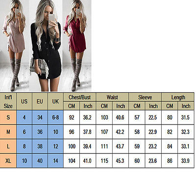 New Fashion Women Clothing Button up Blouse Chiffon Long Sleeve Ladies Dresses Shirt Casual Loose Short Mini Dress